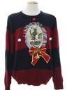 Mens Krampus Ugly Christmas Sweater