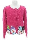 Womens/Girls Ugly Christmas Sweater