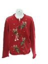 Unisex Girls or Boys Ugly Christmas Sweater