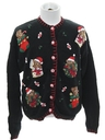 Womens or Girls Bear-riffic Ugly Christmas Sweater
