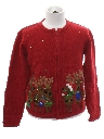 Unisex Girls or Boys Ugly Christmas Sweater