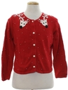 Womens Designer Ugly Christmas Sweater