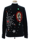Unisex Krampus Ugly Christmas Sweater