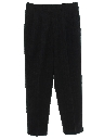 Mens Swing Pleated Slacks Pants