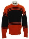 Mens Cheerleader Sweater