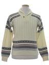 Mens Nordic Style Ski Sweater