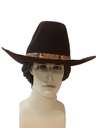 Mens Accessories - Western Cowboy Hat