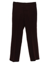 Mens Flared Leg Disco Pants