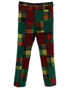 Mens Mod Wool Golf Pants