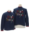 Unisex and Ladies or Boys Ugly Christmas Matching Set of Sweaters