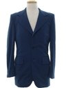 Mens Mod Blazer Sport Coat Jacket