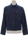 Mens Hippie Denim Jacket