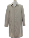 Mens Mod Overcoat Jacket