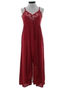 Womens Lingerie Nightgown