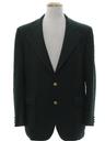 Mens Disco Blazer Sport Coat Jacket