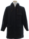 Unisex Wool Coat Jacket