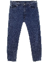 Mens Loose Fit Tapered Leg Denim Levis 501s Jeans Pants