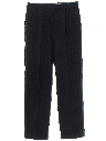 Mens Pleated Swing Slacks Pants