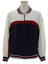 Mens Totally 80s Designer Track Jacket