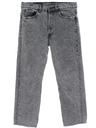 Mens Grunge Strone Washed Levis Straight Leg Denim Jeans Pants