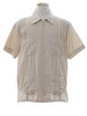 Mens Guayabera Shirt