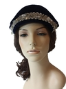 Womens Accessories - Flapper Style Hat