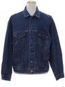 Mens Western Denim Jacket