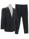 Mens Swing Style Suit