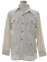 Mens Hippie Leisure Style Shirt Jac Shirt