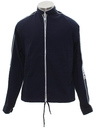 Unisex Mod Wind Breaker Zip Jacket
