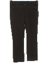 Mens Flared Disco Slacks Pants