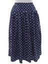 Womens Totally 80s Skirt