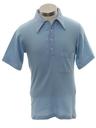 Unisex Mod Knit Shirt