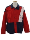 Mens Wind Breaker Style Racing Jacket