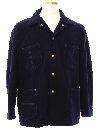 Mens Mod Leisure or Field Style Car Coat Jacket