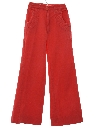 Womens Bellbottom Jeans-cut Pants