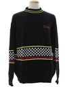 Mens Racing Sweater