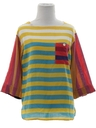 Womens Totally 80s Mod Shirt