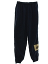 Mens Navy Tactical Track Pants