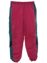 Womens or Girls Totally 80s Baggy Track Pants
