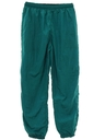 Womens Totally 80s Baggy Track Pants
