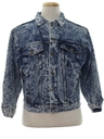 Womens Totally 80s Western Denim Jacket