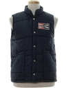 Mens Racing Ski Vest Jacket