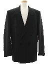 Mens Swing Blazer Sportcoat Jacket