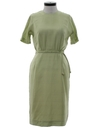 Womens Mod Wiggle Dress