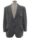 Mens Western Style Disco Blazer Sport Coat Jacket