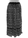 Womens Broomstick Hippie Skirt