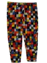 Unisex Wicked 90s Baggy Pants