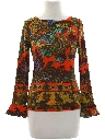 Womens/Girls Hippie Shirt