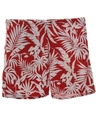 Mens Hawaiian Style Board Shorts